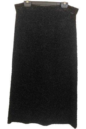 Calvin Klein Glitter mid-length skirt