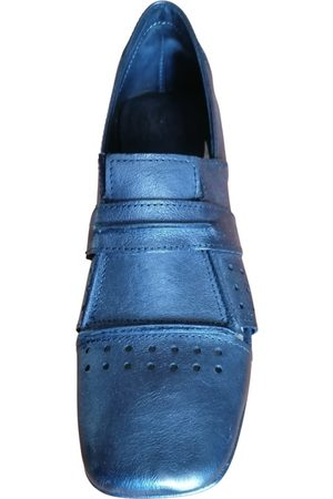 Ixos Women Flat Shoes - Leather flats