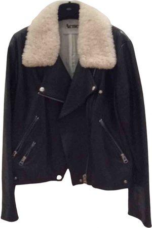Acne Studios Women Leather Jackets - Leather jacket