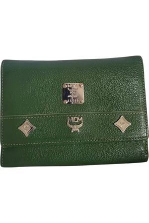 MCM Men Wallets - Leather small bag