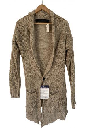ISABEL BENENATO Linen vest