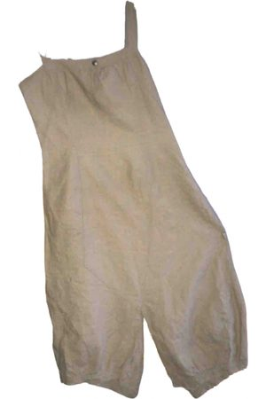 Sarah Pacini Women Jumpsuits - Linen jumpsuit