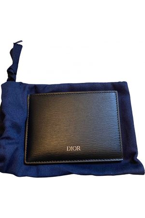 Dior Men Wallets - Leather small bag
