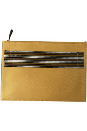 Loro Piana Cloth clutch bag