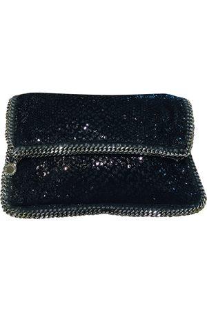 Stella McCartney Women Clutches - Falabella glitter clutch bag