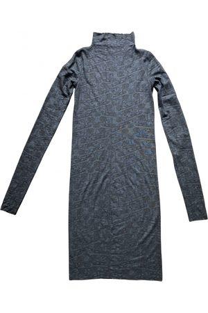 RICK OWENS LILIES Women Midi Dresses - Wool mid-length dress