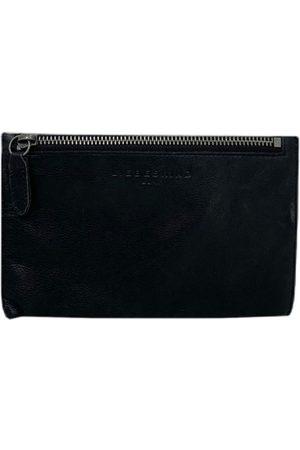 liebeskind Leather clutch bag