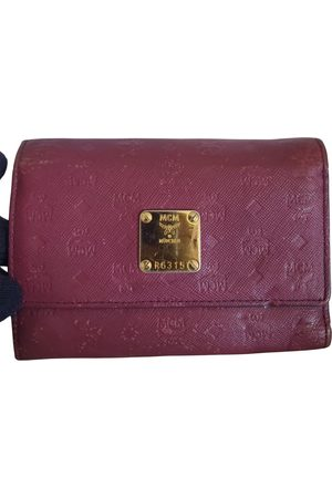 MCM Leather small bag