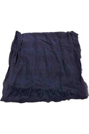 DIRK BIKKEMBERGS Linen scarf & pocket square