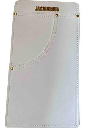 Jacquemus Women Clutches - Leather clutch bag