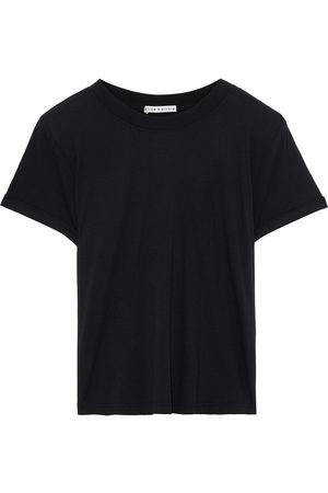 ALICE + OLIVIA Woman Corey Cotton And Modal-blend Jersey T-shirt Size S