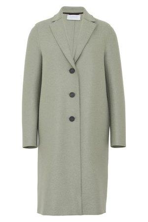 Harris Wharf London Women Coats - Felted wool coat