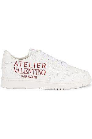 VALENTINO GARAVANI Atelier Sneakers in White