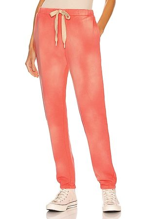 The Upside Moonstone Lennox Track Pant in Coral