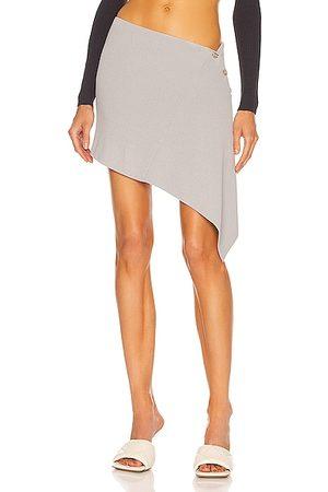 AYA MUSE Farida Skirt in Grey