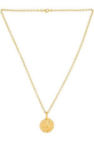 Pamela Card Aequitas' Halo Necklace in Metallic
