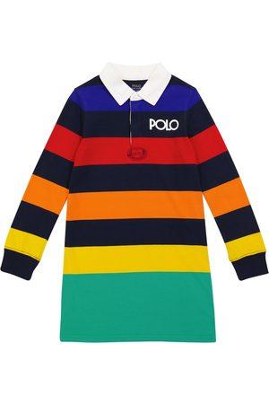 Ralph Lauren Logo cotton polo dress