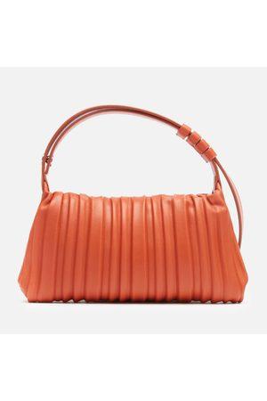 Simon Miller Women Clutches - Women's Pleated Vegan Mini Puffin Bag