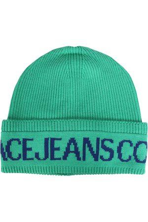 VERSACE Cappello in maglia