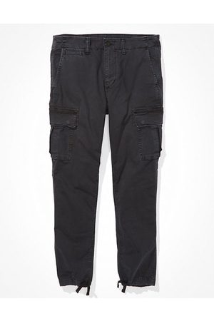 American Eagle Outfitters Flex Slim Lived-In Cargo Pant Men's 26 X 30