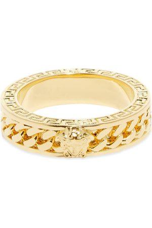 VERSACE Greek Band Ring