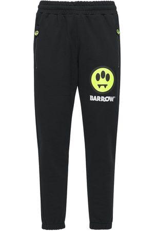 BARROW Men Sweatpants - Logo Cotton Sweatpants