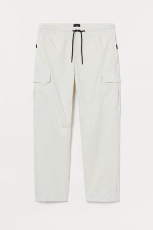 H&M Men Cargo Pants - Nylon Cargo Pants