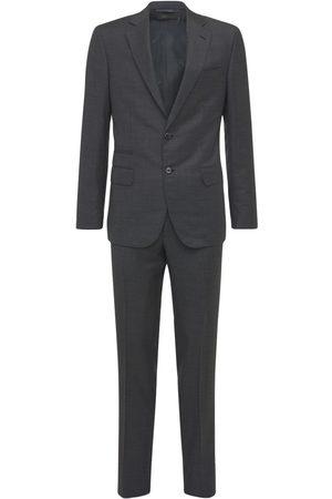 BRIONI Men Suits - Pre-couture Single Breast Wool Suit