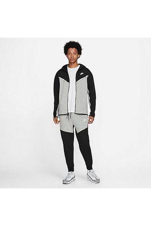 Nike Tech Fleece Taped Jogger Pants in /Grey/ Size MT Cotton/Polyester/Fleece