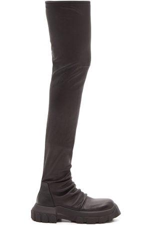 Rick Owens Bozo Thigh-high Boots - Womens