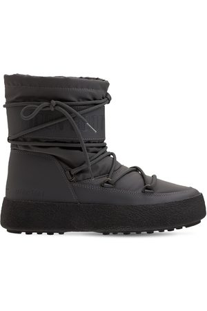 Moon Boot Lace-up Tech Boots