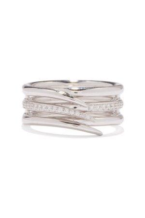 SHAUN LEANE Men Rings - Armis Diamond & 18kt - Ring - Mens