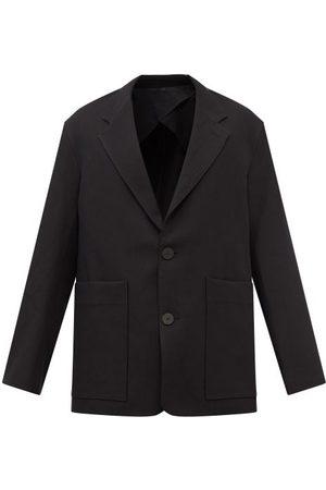 STUDIO NICHOLSON Conde Cotton-blend Twill Suit Jacket - Mens