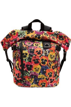 Loewe Men Rucksacks - Joe Brainard Tech Pansies Backpack