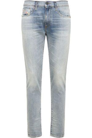 Diesel D-strukt Slim Cotton Denim Jeans