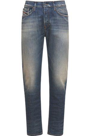 Diesel Men Tapered - D-fining Tapered Cotton Denim Jeans