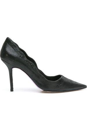 Andrea Bogosian Veona leather pumps