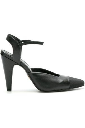 Andrea Bogosian Vydia leather pumps