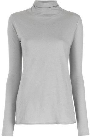 Andrea Bogosian Women Long Sleeve - Vais long sleeves T-shirt - Grey
