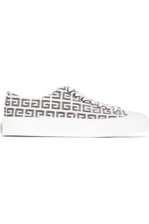 Givenchy Women Sneakers - Sneakers City 4G-jacquard sneakers