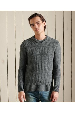 Superdry Men Sweaters - Jacob Cable Crew Jumper
