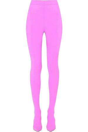Dolce & Gabbana Women Heeled Boots - Block-heel legging boots