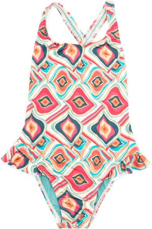 Lygia & Nanny Girls Swimsuits - Printed Dory swimsuit