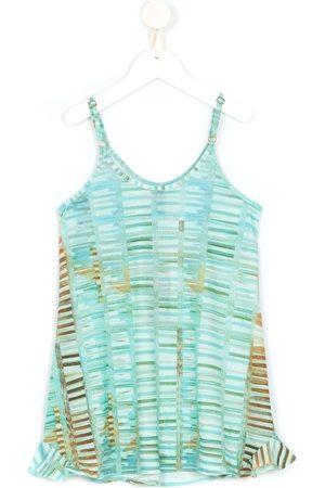 Lygia & Nanny Girls Printed Dresses - Printed Judy beach dress