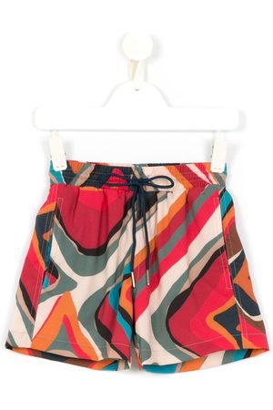 Lygia & Nanny Printed Jake swim shorts - Multicolour