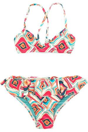Lygia & Nanny Printed Bela bikini set - Multicolour