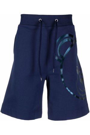 Moschino Men Bermudas - Toy Bear print shorts