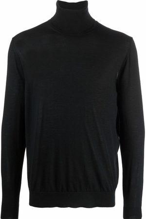 Etro Men Turtlenecks - Roll-neck cashmere jumper