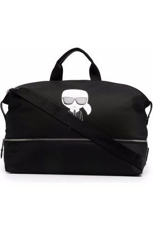 Karl Lagerfeld Women Travel Bags - K/Ikonik weekender bag