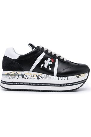 Premiata Women Platform Sneakers - Beth platform sneakers